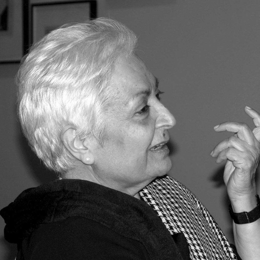Zarina Hashmi